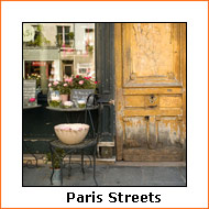 Northern Light Photography - Paris Streets Gallery Page.